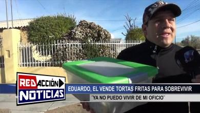 Photo of Redacción Noticias |  EDUARDO – VENDE TORTAS FRITAS PARA PODER SOBREVIVIR – LAS HERAS SANTA CRUZ