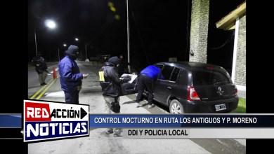 Photo of Redacción Noticias |  FUERTE CONTROL RUTA LOS ANTIGUOS Y PERITO – LAS HERAS SANTA CRUZ