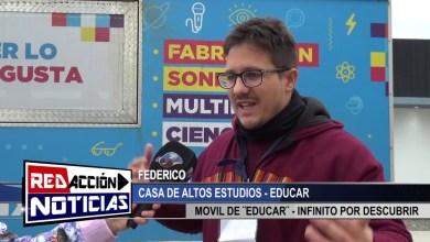 Photo of Redacción Noticias |  MOVIL EDUCAR – LAS HERAS SANTA CRUZ