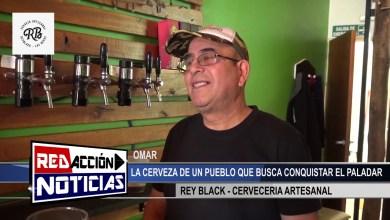 Photo of Redacción Noticias |  CERVECERIA REY BLACK – LAS HERAS SANTA CRUZ 2/2