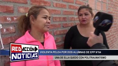 Photo of Redacción Noticias |  VIOLENCIA EL EPP N°64 – LAS HERAS SANTA CRUZ