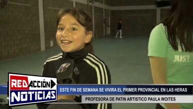 Photo of Redacción Noticias |  PAULA WOITES PROFESORA DE PATIN ARTISTICO – LAS HERAS SANTA CRUZ