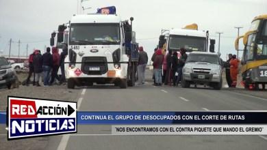 Photo of Redacción Noticias |  ¨NOS ENCONTRAMOS CON UN CONTRA PIQUETE¨ – LAS HERAS SANTA CRUZ