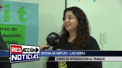 Photo of Redacción Noticias |  OFICINA DE EMPLEO – LAS HERAS SANTA CRUZ