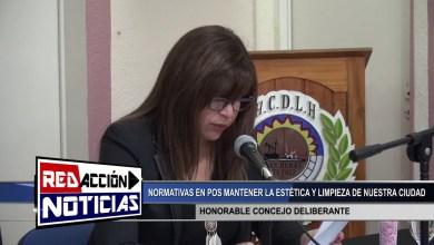 Photo of Redacción Noticias |  HONORABLE CONCEJO DELIBERANTE – ESTETICA Y LIMPIEZA CIUDAD – LAS HERAS SANTA CRUZ