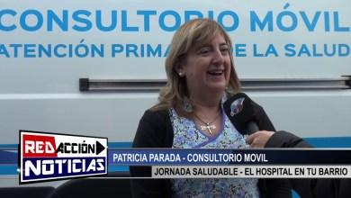 Photo of Redacción Noticias    PATRICIA PARADA – CONSULTORIO MÓVIL – LAS HERAS SANTA CRUZ