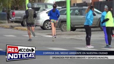 Photo of Redacción Noticias |  CORRIDA DEL MEDIO AMBIENTE EN LAS HERAS SANTA CRUZ