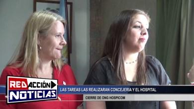 Photo of Redacción Noticias    CIERRE DE ONG HOSPICOM – LAS HERAS SANTA CRUZ