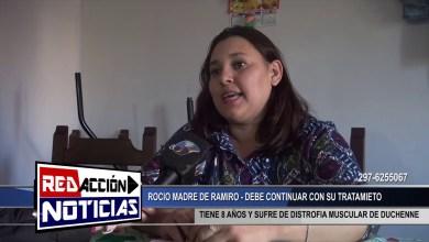 Photo of Redacción Noticias |  MADRE DE RAMIRO CABANA – SOLICITA COLABORACION PARA EL TRATAMIENTO – LAS HERAS SANTA CRUZ