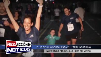 Photo of Redacción Noticias |  SE ANUNCIO EL 1ª TRAIL NOCTURNO EN LAS HERAS SANTA CRUZ