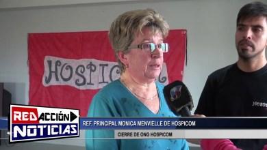 Photo of Redacción Noticias |  REF. HOSPICOM MONICA MENVIELLE – LAS HERAS SANTA CRUZ
