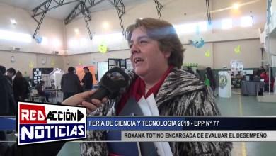 Photo of Redacción Noticias |  ROXANA TOTINO – FERIA DE CIENCIA Y TECNOLOGIA – LAS HERAS SANTA CRUZ