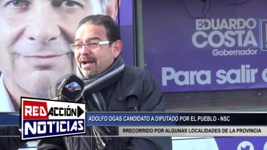 Photo of Redacción Noticias |  ADOLFO OGAS – CANDIDATO A DIPUTADO POR PUEBLO – LAS HERAS SANTA CRUZ