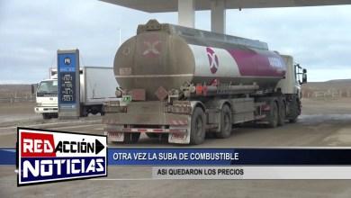 Photo of Redacción Noticias |  OTRA VEZ LA SUBA DE COMBUSTIBLE – LAS HERAS SANTA CRUZ