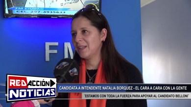 Photo of Redacción Noticias |  NATALIA BORQUEZ CANDIDATURA A INTENDENTE – LAS HERAS SANTA CRUZ