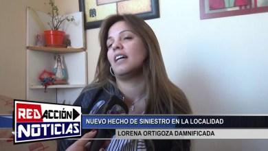 Photo of Redacción Noticias |  LAS HERAS SANTA CRUZ NUEVO HECHO DE SINIESTRO  – LORENA ORTIGOZA DAMNIFICADA