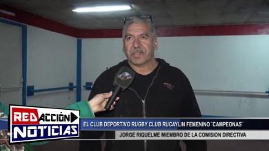 Photo of Redacción Noticias |  MIEMBRO DE LA COMISION DIRECTIVA JORGE RIQUELME RUGBY FEMENINO RUKAYLIN – LAS HERAS SANTA CRUZ