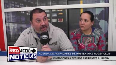 Photo of Redacción Noticias |  ACTIVIDADES DE KOSTEN AIKE RUGBY CLUB – LAS HERAS SANTA CRUZ