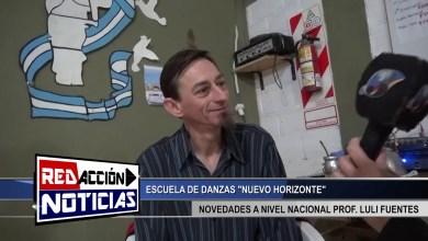 Photo of Redacción Noticias    LAS HERAS SANTA CRUZ ESCUELA DE DANZAS NUEVO HORIZONTE LULI FUENTES NOVEDADES
