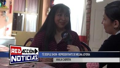 Photo of Redacción Noticias |  TE DESFILE SHOW REPRESENTANTE DE MELINA JOYERIA – ANALIA CABRERA – LAS HERAS SANTA CRUZ