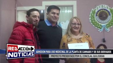 Photo of Redacción Noticias |  JUAN CARLOS QUILOGRAN – HCD – LAS HERAS SANTA CRUZ