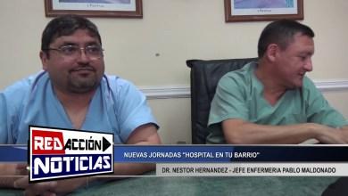Photo of Redacción Noticias |  JORNADAS HOSPITAL EN TU BARRIO – LAS HERAS SANTA CRUZ