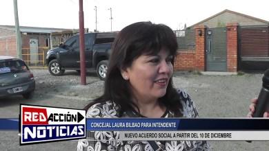 Photo of Redacción Noticias |  CONCEJAL LAURA BILBAO CANDIDATA A INTENDENTE – VISITA DEL VICEGOBERNADOR -LAS HERAS SANTA CRUZ