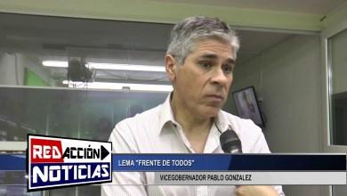 Photo of Redacción Noticias |  VICEGOBERNADOR PABLO GONZALEZ – LAS HERAS SANTA CRUZ