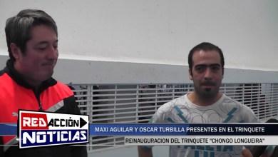 Photo of Redacción Noticias |  MAXI AGUILAR Y OSCAR TURBILLA – PELOTA A PALETA – LAS HERAS SANTA CRUZ