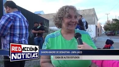 Photo of Redacción Noticias |  SANDRA MADRE DE SEBASTIAN SILVA 2DO EGRESADO EN TECNICATURA DE PETROLEO LAS HERAS SANTA CRUZ