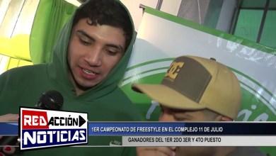 Photo of Redacción Noticias |  1ER CAMPEONATO DE FREESTYLE – LAS HERAS SANTA CRUZ 2/2