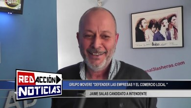 Photo of Redacción Noticias |  JAIME SALAS CANDIDATO A INTENDENTE – LAS HERAS SANTA CRUZ