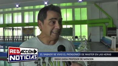 Photo of Redacción Noticias |  PATAGONICO DE MASTER EN NATACIÓN – LAS HERAS SANTA CRUZ