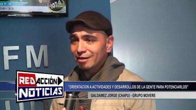 Photo of Redacción Noticias |  JORGE GALDAMEZ (CHAPU) CANDIDATO A CONCEJAL – GRUPO MOVERE – LAS HERAS SANTA CRUZ