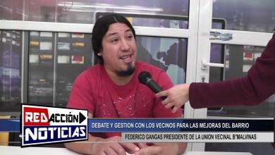 Photo of Redacción Noticias |  FEDERICO GANGAS – PRESIDENTE DE LA UNION VECINAL B° MALVINAS LAS HERAS SANTA CRUZ