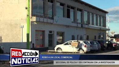 Photo of Redacción Noticias |  ROBO A UN LOCAL COMERCIAL –  CONTINUAN CON LA INVESTIGACION LAS HERAS SANTA CRUZ
