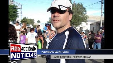 Photo of Redacción Noticias |  FALLECIMIENTO DEL DR. ROLLER – LAS HERAS SANTA CRUZ