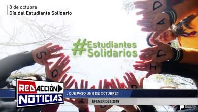 Photo of Redacción Noticias |  EFEMERIDES 8 DE OCTUBRE – LAS HERAS SANTA CRUZ