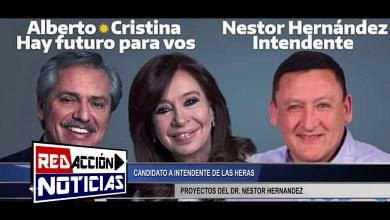 Photo of Redacción Noticias |  NESTOR HERNANDEZ CANDIDATO A INTENDENTE – LAS HERAS SANTA CRUZ