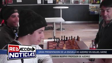 Photo of Redacción Noticias |  GRAN PRESENTACIÓN DE LA ESCUELA DE AJEDREZ EN KOLUEL KAYKE – LAS HERAS SANTA CRUZ
