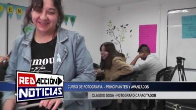 Photo of Redacción Noticias |  CLAUDIO SOSA – FOTOGRAFO CAPACITADOR – LAS HERAS SANTA CRUZ