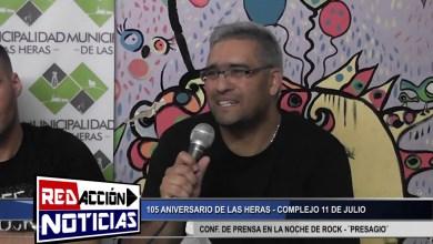 Photo of Redacción Noticias |  FIESTA DEL PUEBLO 2019 – PRESAGIO – LAS HERAS SANTA CRUZ