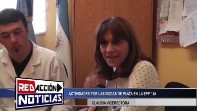 Photo of Redacción Noticias |  BODAS DE PLATA PARA LA EPP N° 64 DIRECTOR PROFESOR ARIEL LANDRIEL – LAS HERAS SANTA CRUZ