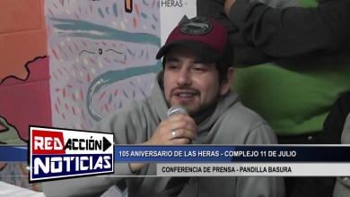 Photo of Redacción Noticias |  FIESTA DEL PUEBLO 2019 – PANDILLA BASURA – LAS HERAS SANTA CRUZ