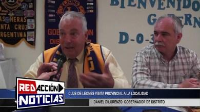 Photo of Redacción Noticias |  DANIEL DILORENZO VISITA PROVINCIAL A LAS HERAS SANTA CRUZ
