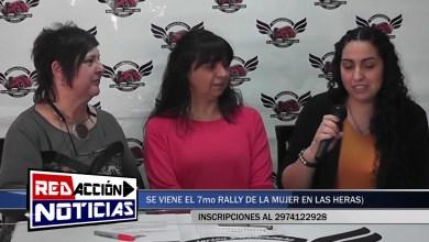 Photo of Redacción Noticias |  PREVIA AL 7° RALLY DE LA MUJER PARTE 2 – LAS HERAS SANTA CRUZ