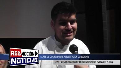 Photo of Redacción Noticias |  TALLER SOBRE ALIMENTACION CONSCIENTE EN CENTRO CULTURAL – LAS HERAS SANTA CRUZ