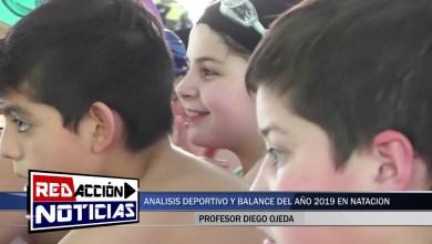 Photo of Redacción Noticias    PROFESOR DIEGO OJEDA – ANALISIS DEPORTIVO Y BALANCE DE AÑO 2019 EN NATACION – LAS HERAS SANTA CRUZ