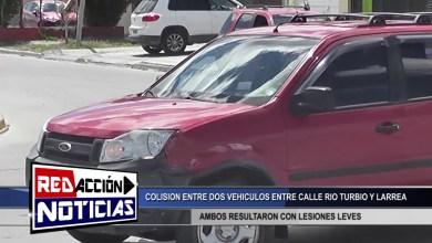 Photo of Redacción Noticias |  (INFORME) COLISIONO CONTRA UN VEHICULO DE TRANSITO – LAS HERAS SANTA CRUZ