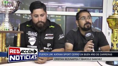Photo of Redacción Noticias |  GRAN CIERRE DE AÑO PARA KATANA SPORT EN LA FUERZA LIMITADA – Las Heras Santa Cruz